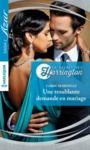 Livre numérique Une troublante demande en mariage