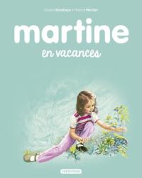 Livre numérique Martine en vacances