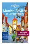 Libro electrónico Munich la Bavière et la forêt noire - 3ed