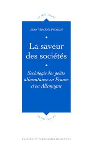 Electronic book La saveur des sociétés