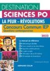 Livre numérique Destination Sciences Po Questions contemporaines 2022