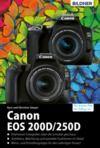Electronic book Canon EOS 200D / 250D