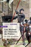 Livre numérique Les mythes de l'Histoire de France