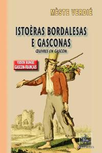 Livre numérique Istoèras bordalesas e gasconas (oeuvres en gascon)