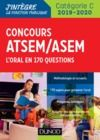 Livre numérique Concours ATSEM/ASEM 2019/2020 - L'oral en 170 questions