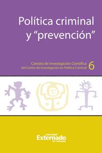 "Electronic book Política criminal y ""prevención"""