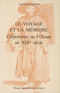 Livre numérique Le Voyage et la mémoire