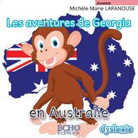 Livre numérique Les aventures de Georgia en Australie