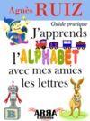 Livre numérique J'apprends l'alphabet avec mes amies les lettres
