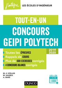 Livre numérique Concours Geipi Polytech