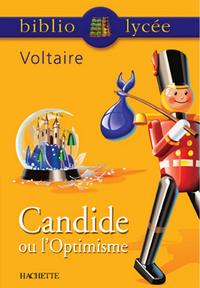 Livre numérique Bibliolycée - Candide