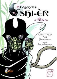 Livre numérique Légendes du shi-èr, épisodes 7 et 8