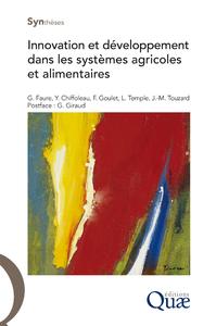 Livre numérique Innovation et développement dans les systèmes agricoles et alimentaires