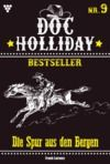Livre numérique Doc Holliday Bestseller 9 – Western