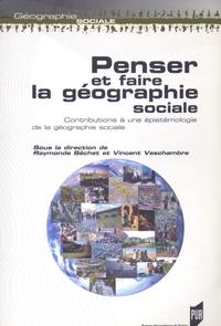 Electronic book Penser et faire la géographie sociale