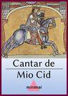 Livre numérique Cantar de Mio Cid