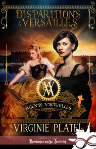 Livre numérique Disparitions à Versailles
