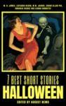 Livre numérique 7 best short stories - Halloween