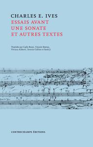 Livre numérique Essais avant une sonate