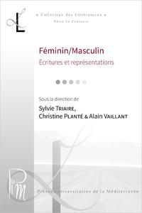 Livre numérique Féminin/Masculin: écritures et représentations. Corpus collectifs