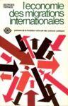 Livre numérique L'économie des migrations internationales