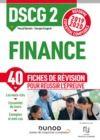 Livro digital DSCG 2 Finance - Fiches de révision