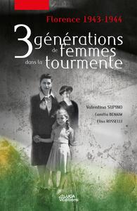 Livre numérique Trois générations de femmes dans la tourmente