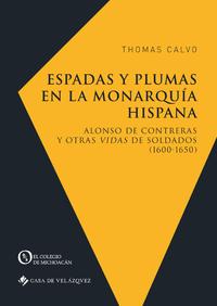 Livre numérique Espadas y plumas en la Monarquía hispana