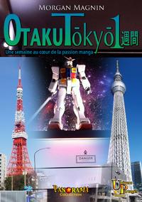 Livre numérique Otaku Tōkyō isshūkan