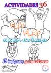 Libro electrónico Flip Flap conocem los ángeles - volumen 1, Actividades36