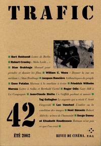 Livre numérique Trafic N° 42 (Été 2002)