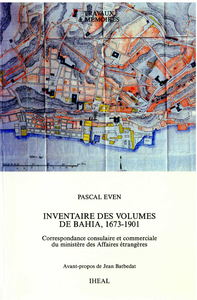 Electronic book Inventaire des volumes de Bahia, 1673-1901
