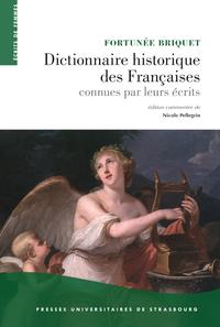 Livre numérique Dictionnaire historique des Françaises connues par leurs écrits