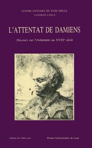 Livre numérique L'Attentat de Damiens