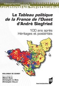 Livre numérique Le Tableau politique de la France de l'Ouest d'André Siegfried