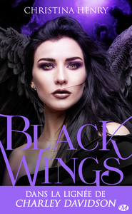 Livre numérique Black Wings