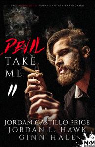 Livre numérique Devil Take me - 2