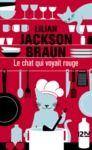 Electronic book Le chat qui voyait rouge