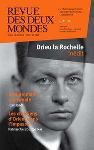 Livre numérique Revue des Deux Mondes mars 2014