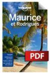 Livre numérique Maurice et Rodrigues - 3ed