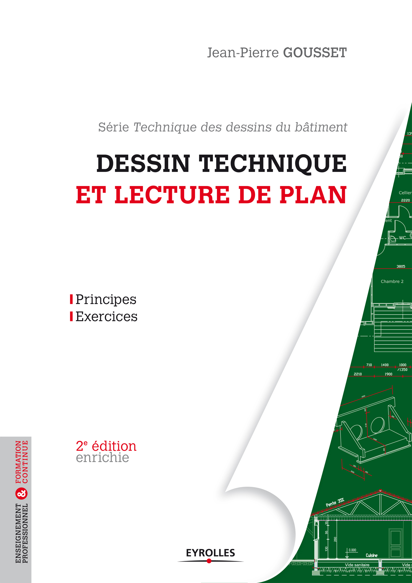 Ebook dessin technique et lecture de plan principes for Plans de dessins de porche