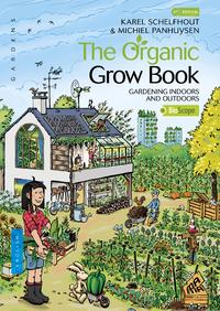 E-Book The Organic Grow Book - English Edition