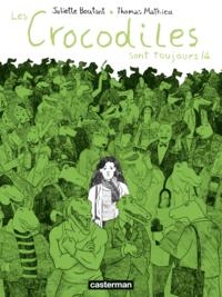 Libro electrónico Les Crocodiles sont toujours là