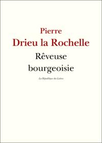 Livre numérique Rêveuse bourgeoisie