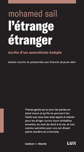 Livre numérique L'étrange étranger