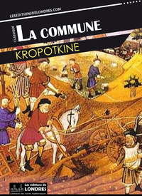 Electronic book La commune