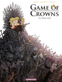 Livre numérique Game of Crowns (Tome 3) - Bloody married