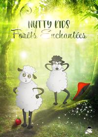 Livre numérique Nutty Kids - Forêts enchantées