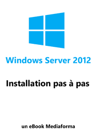 Electronic book Installation de Windows Server 2012
