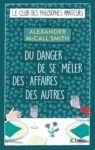 Electronic book Du danger de se mêler des affaires des autres